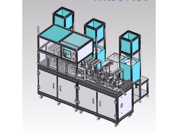 Electric Assembly Production Machine